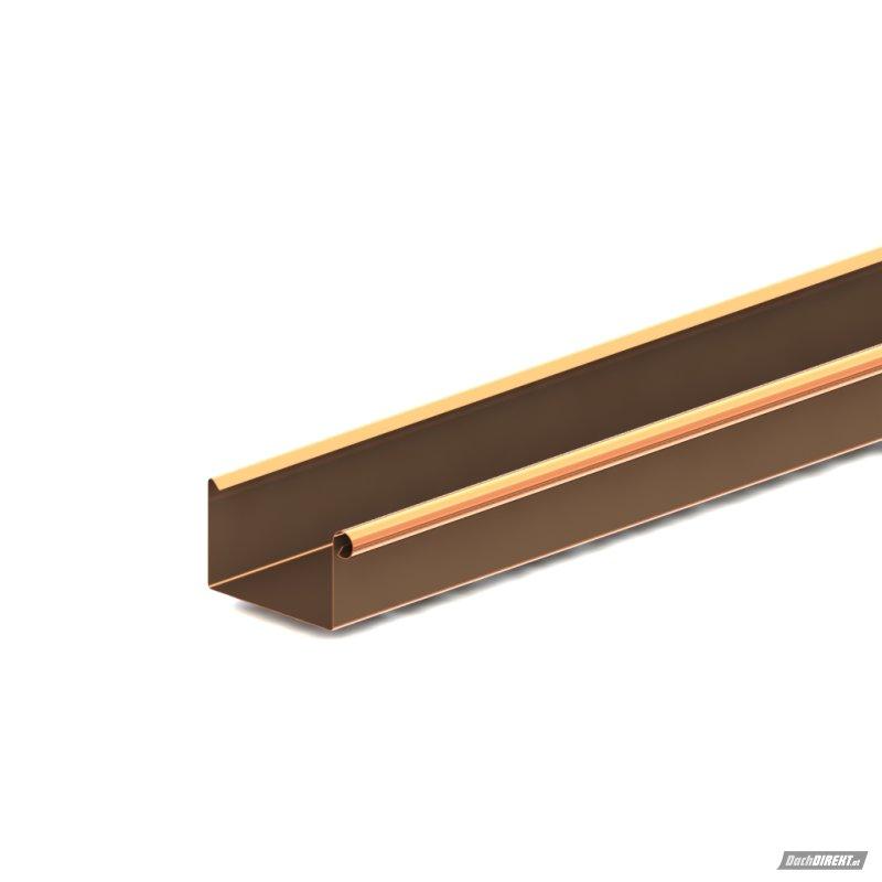 kastenrinne kupfer kaufen bei 30 70. Black Bedroom Furniture Sets. Home Design Ideas